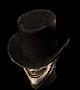 Snickering Top Hat