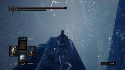 DARK SOULS REMASTERED - Blue Titanite Slab location