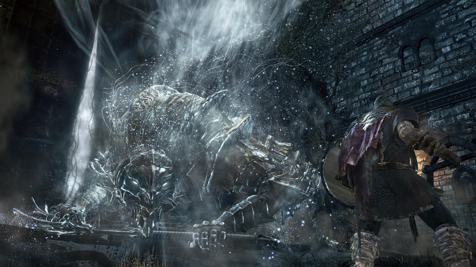 Vordt Of The Boreal Valley Dark Souls Wiki Fandom