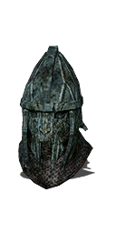 Old Knight Helm