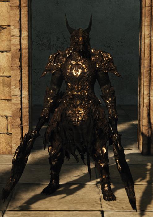Dragon Knight Dark Souls Wiki Fandom Powered By Wikia
