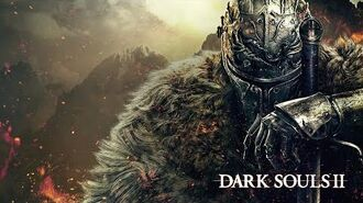 DARK SOULS II Дымный рыцарь