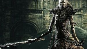 Битва с Нашандрой - Dark Souls II