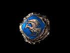 Кольцо с колеблющимся драконом