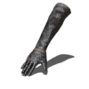 Mirrah Chain Gloves