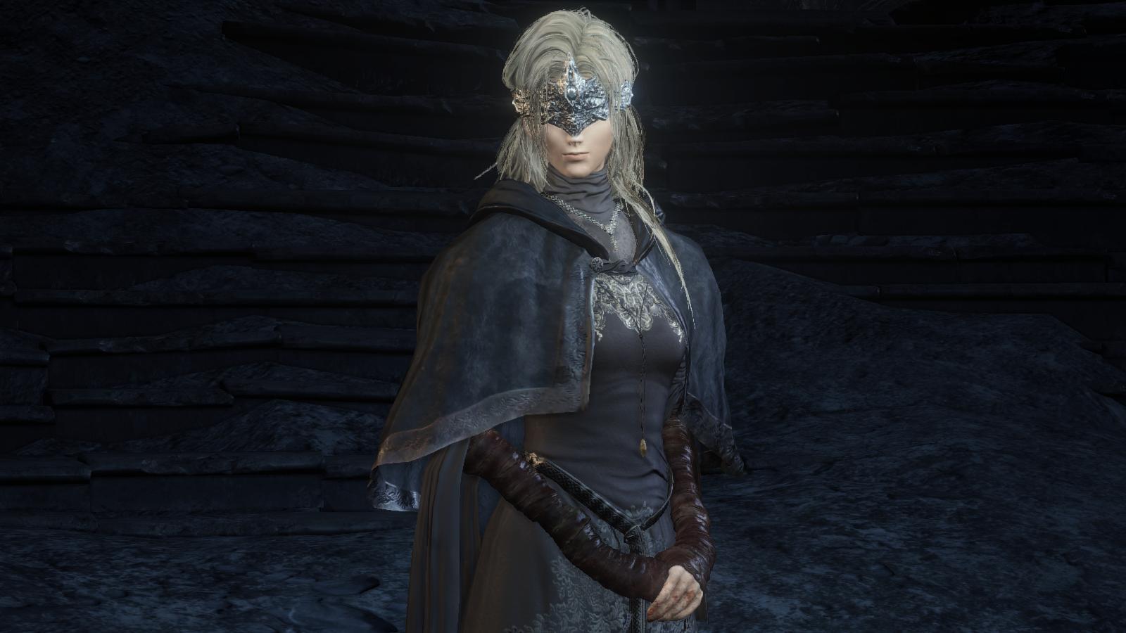 Fire Keeper Dark Souls Iii Dark Souls Wiki Fandom