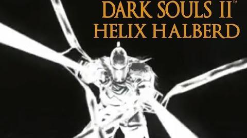Dark Souls 2 Helix Halberd Tutorial (dual wielding w power stance)