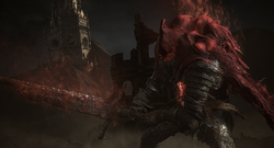 Slave Knight Gael (Boss 2nd)