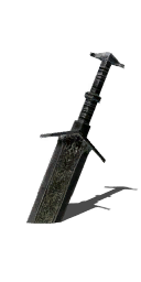 Drakekeeper's Ultra Greatsword