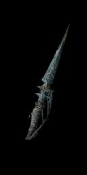 Silverblack Spear