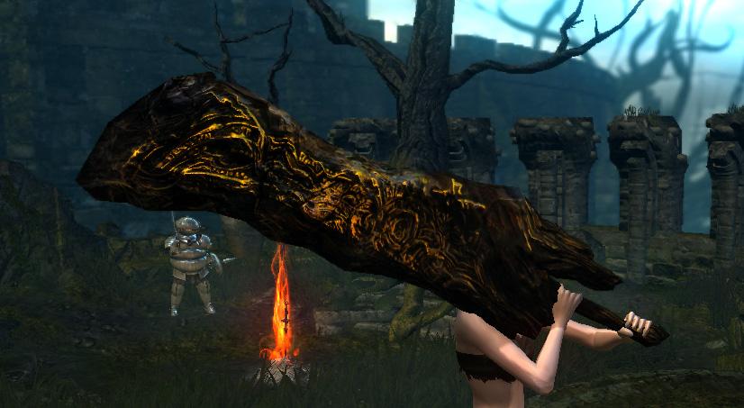 Dragon Greatsword | Dark Souls Wiki | FANDOM powered by Wikia