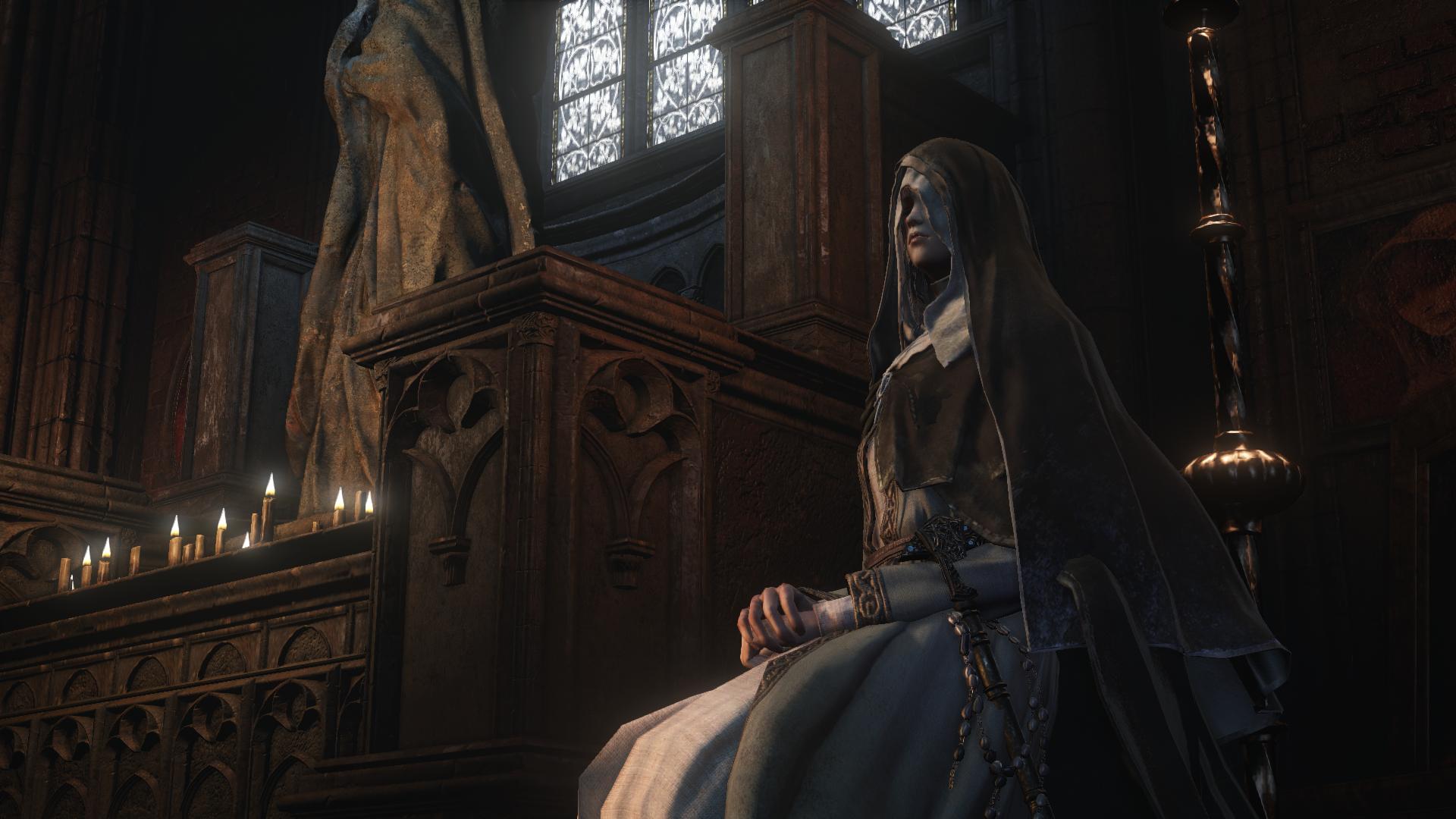 Sister Friede Dark Souls Wiki Fandom