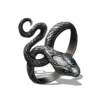 Covetous Silver Serpent Ring (DSIII)