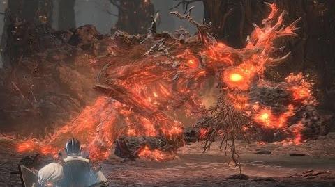 Old Demon King Boss Fight - Dark Souls 3