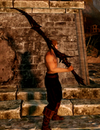 Black Dragon Greatsword IG