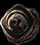 Кольцо с дремлющим драконом