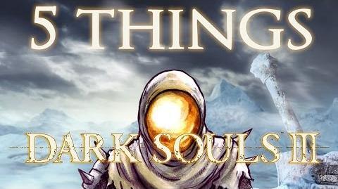 5 Вещей которые вы не знали о Dark Souls 3