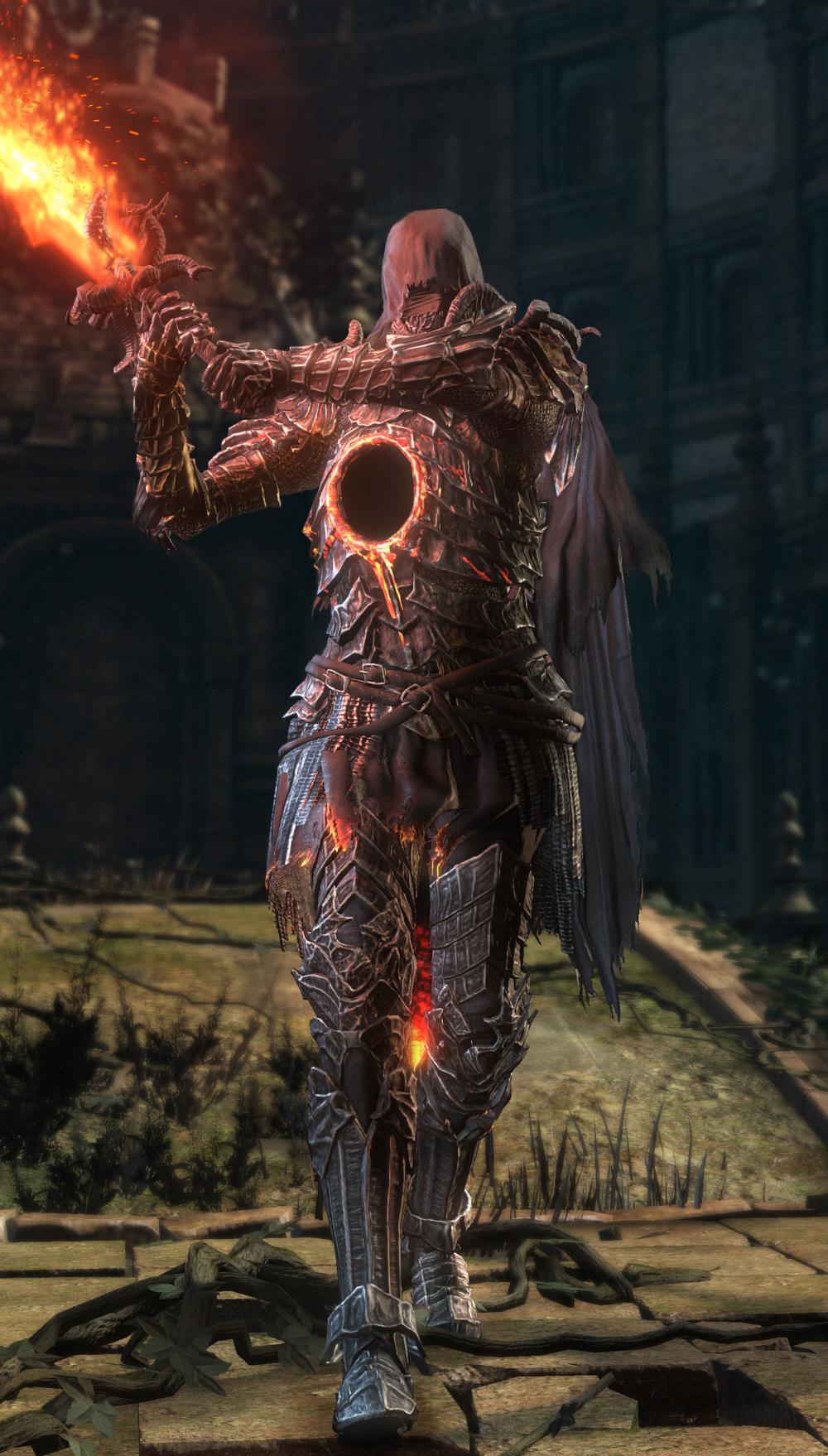Dark Souls Ringed City Fan Art