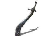 Storm Curved Sword