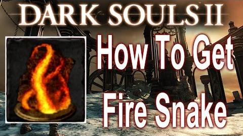 Crown of the Old Iron King - Fire Snake - 01