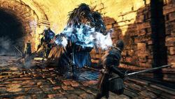 Dark souls 2 executioner chariot