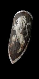 Wooden Shield II
