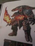 Smelter demon art book