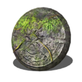 Большой каменный щит