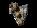 Деревянный щит гомункула