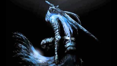 Dark Souls Boss Battle Music - Artorias the Abysswalker