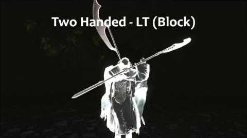 Dark Souls 2 Scythe Tutorial (dual wielding w power stance)