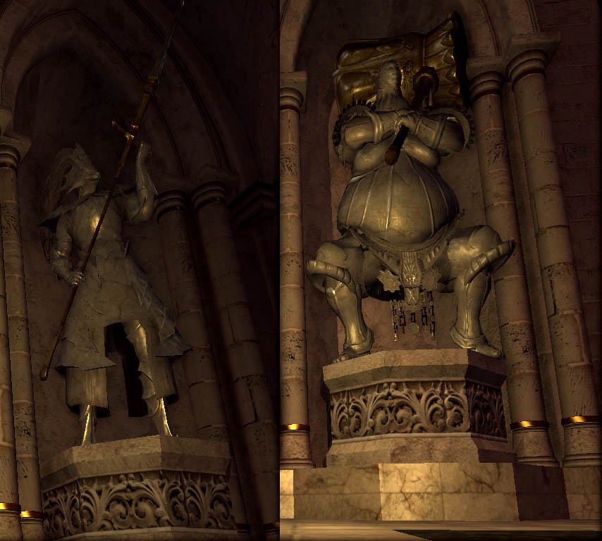 Love Each Other When Two Souls: Image - Bosses-Anor Londo.jpg