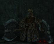 Gyrm Warrior (Axe)