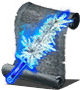 Кристальное оружие магии