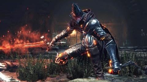 Abyss Watchers Boss Fight Dark Souls 3