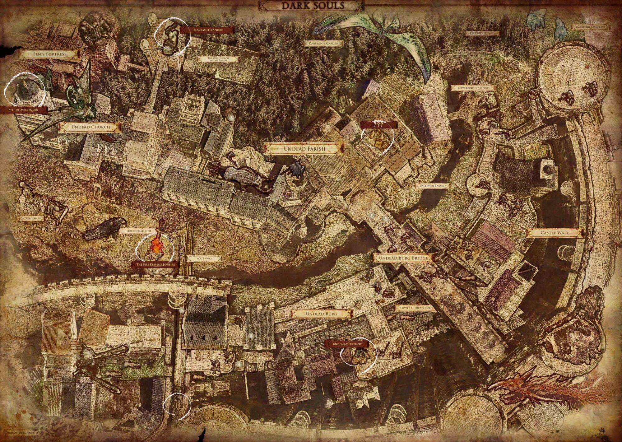 World | Dark Souls Wiki | FANDOM powered by Wikia