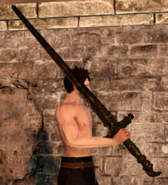 Defender Greatsword IG