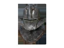 Royal Swordman Helm
