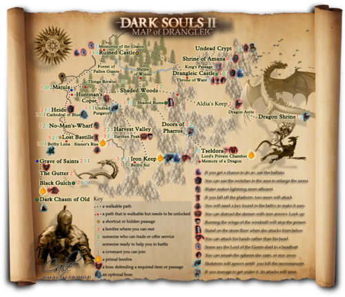 Map-of-drangleic