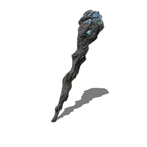 Sages crystal staff dark souls wiki fandom powered by wikia sages crystal staff thecheapjerseys Images