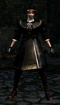 Черный сет колдуна ж