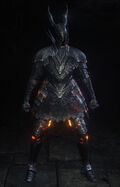 Black Knight Set - front
