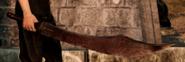 Red Rust Scimitar IG
