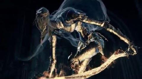 Dancer of the Boreal Valley Boss Fight - Dark Souls 3