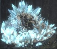Giant crystal lizard (2)