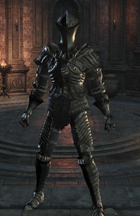 Deamon Souls Knight Rings