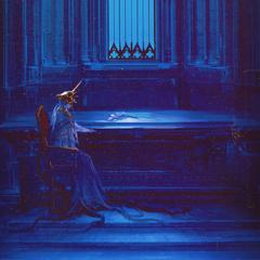 Grafika Gwyndolina w oficjalnym artbooku