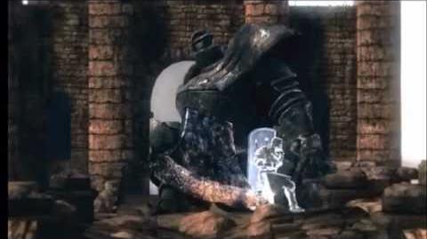 Dark Souls - The Legendary Iron Tarkus Needs No Assistance (Tarkus Solos Golem)