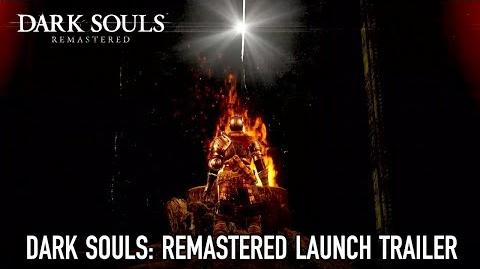 DARK SOULS REMASTERED Launch Trailer