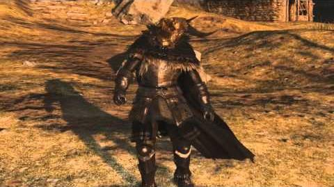 Вырезанные жесты (Dark Souls II)